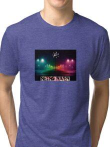 Retro Raver Tri-blend T-Shirt