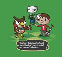 Collection Complete - Animal Crossing by 8-bit-hobo