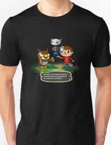 Collection Complete - Animal Crossing T-Shirt