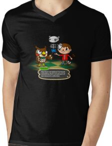 Collection Complete - Animal Crossing Mens V-Neck T-Shirt