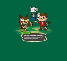 Collection Complete - Animal Crossing Unisex T-Shirt