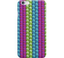 Verticle Candy Diamond iPhone Case/Skin