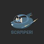 Scamper! by Matt Simpson