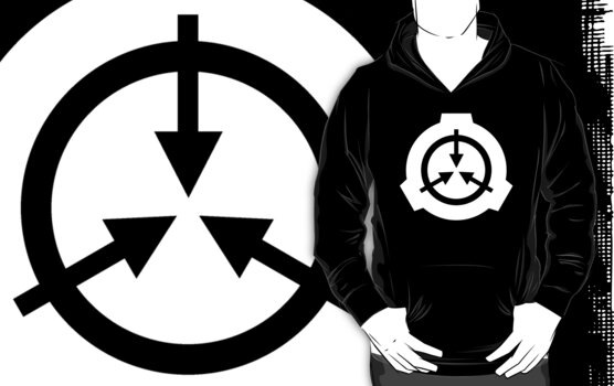 SCP Foundation Massive Logo by Kirdinn