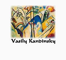 Kandinsky - Composition No. 4 Unisex T-Shirt