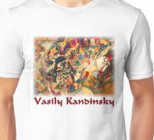 Kandinsky - Composition No. 7 Unisex T-Shirt