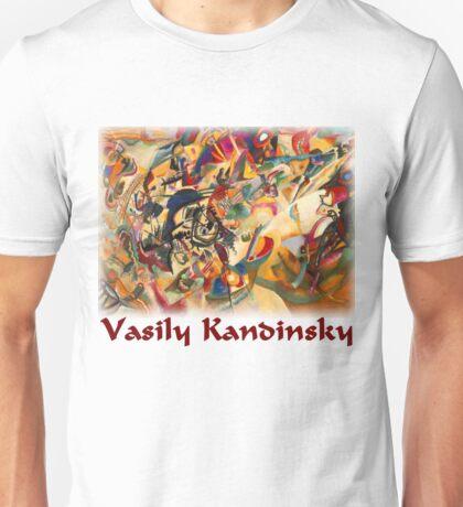 Kandinsky - Composition No. 7 Unisex T-Shirt