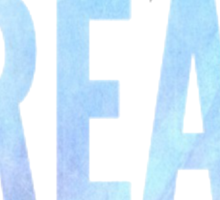 One Direction- Dream  Sticker