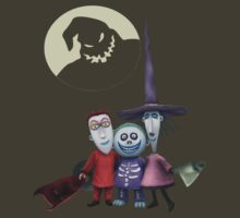 Band of Oogie Boogie / The nightmare before Christmas by poppys