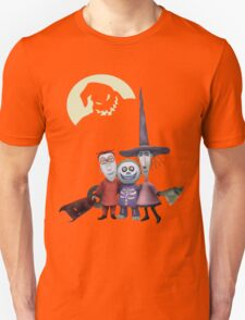 Band of Oogie Boogie / The nightmare before Christmas Unisex T-Shirt