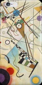 Kandinsky - Composition No. 8 by William Martin