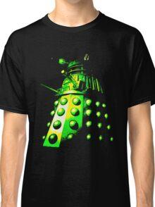 Dalek Gamma – Green/Yellow Classic T-Shirt