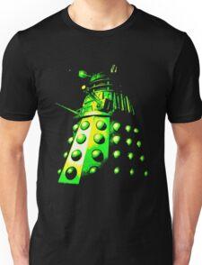 Dalek Gamma – Green/Yellow Unisex T-Shirt