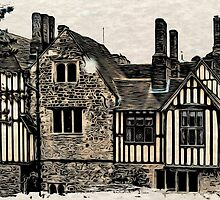 Ightham Mote by Paul Stevens