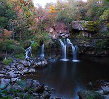 Fall Water Fall by picsbytabitha