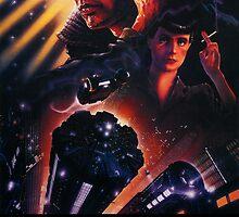 Blade Runner Poster by LH-Designs