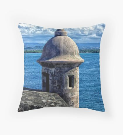 Garita  Throw Pillow