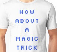 Shaco Champion Select Quote Blue Text Unisex T-Shirt