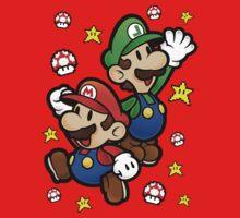 Yeah Mario Kids Clothes