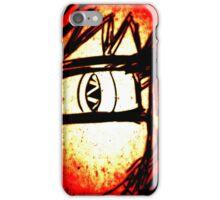 Crazy Gal iPhone Case/Skin