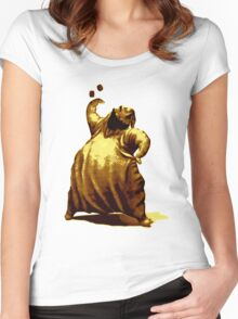 The nightmare before christmas / Oogie Boogie Women's Fitted Scoop T-Shirt