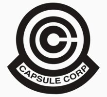 Dragonball Z Caspule Corp by jeice27
