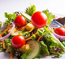 Salad by Photopa