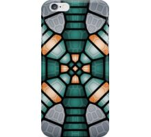 Central neural - Voronoi iPhone Case/Skin