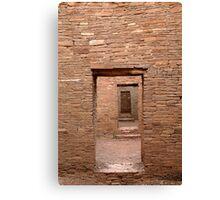 Chaco Canyon Canvas Print