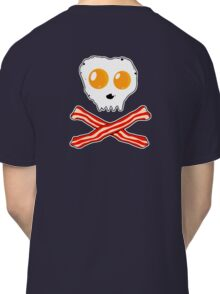 Bacon & Eggs Skull Classic T-Shirt