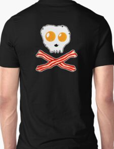Bacon & Eggs Skull T-Shirt
