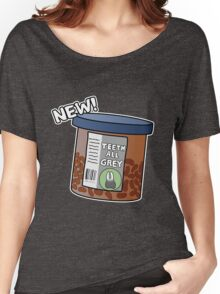Teeth All Grey Women's Relaxed Fit T-Shirt