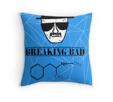 Breaking Bad - It was all in the chemistry Throw Pillow