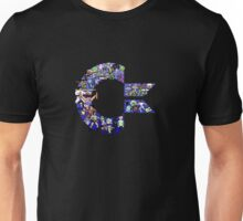 C64 Characters Unisex T-Shirt