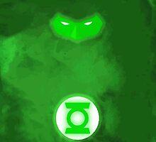 Green Lantern by ekphoto