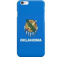 Smartphone Case - State Flag of Oklahoma I iPhone Case/Skin