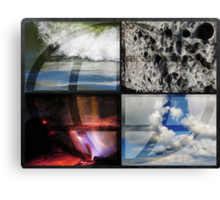 Elemental Forces Canvas Print