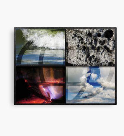Elemental Forces Canvas Print
