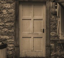 Behold I Stand at the Door and Knock 03 by Glen Allen
