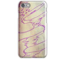Purple Monster Of River iPhone Case/Skin