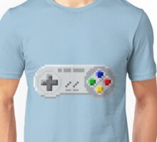 8Bit SNES Controller Unisex T-Shirt