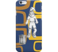 Takin' Out the Trash iPhone Case/Skin