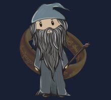 Gandalf | The Hobbit One Piece - Long Sleeve