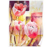 Tulip³ Poster