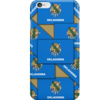 Smartphone Case - State Flag of Oklahoma - Multiple III iPhone Case/Skin