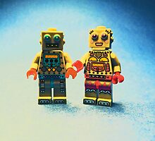 Mr & Mrs R Bot by Tim Constable