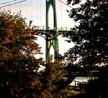 St. John's Bridge by Jessie Lima