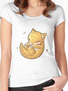 Baby Sandshrew Women's Fitted Scoop T-Shirt