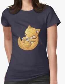 Baby Sandshrew Womens Fitted T-Shirt