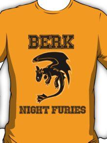Berk Night Furies T-Shirt